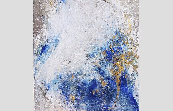 See this LA art gallery! Artist Minako Yamano was accepted for the Abstracts 2015 Artist Calls Juried Exhibition at this LA art gallery.