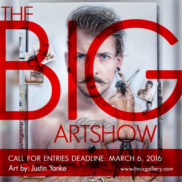 The Big Show Call For Entries