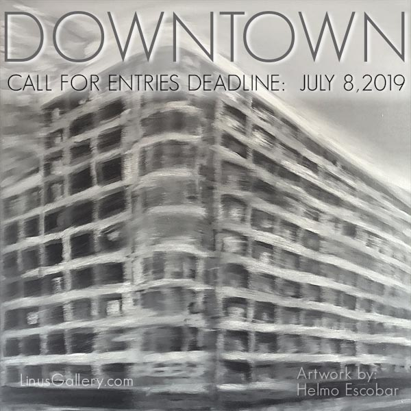 dowtown open art calls 1 Downtown Open Call for Urban Entries | EXTENDED TO July 8, 2019
