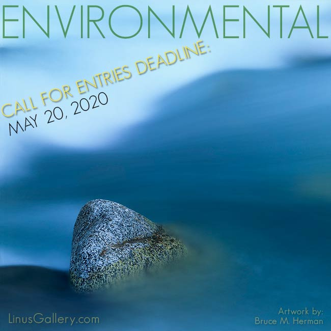 environmental art competitions ENVIRONMENTAL | DEADLINE May 20, 2020
