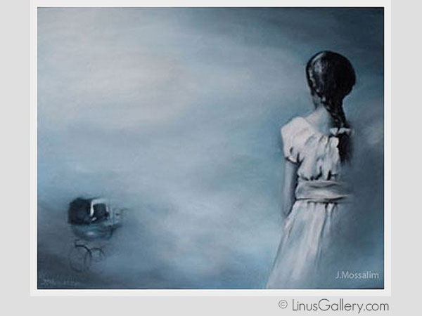 art collecting, art galleries, call for entries, haunting, acrylic painting